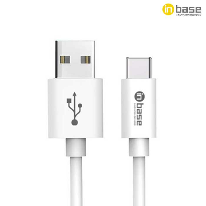 Type C Cable - Charge and Sync - White 1.2M