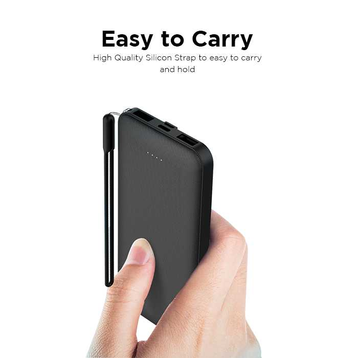 Turbo with Carry Strap 10000mAh