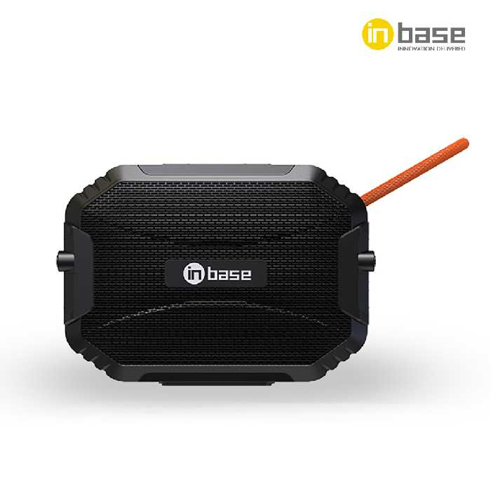 Inbase Boom Plus Speaker