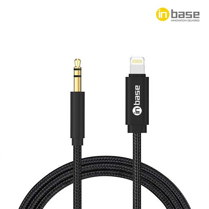Lightning to 3.5mm Aux Cable