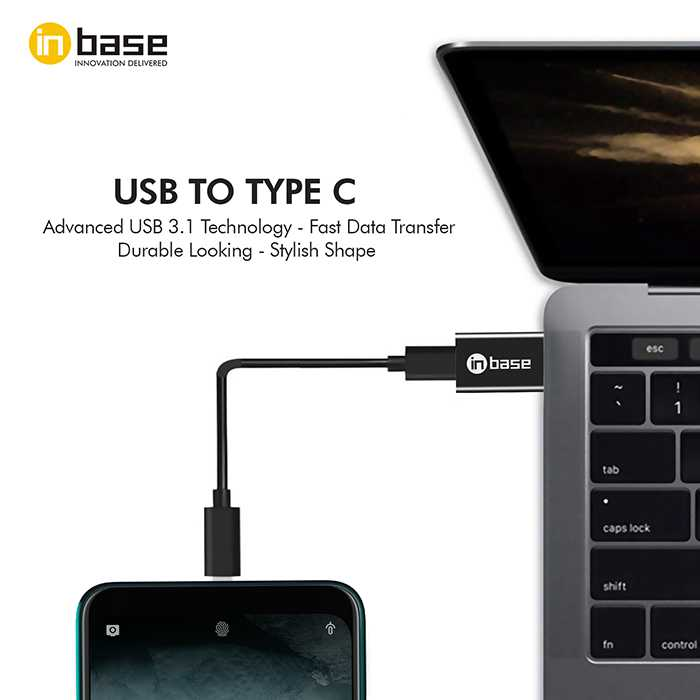 USB to Type C Female Connector