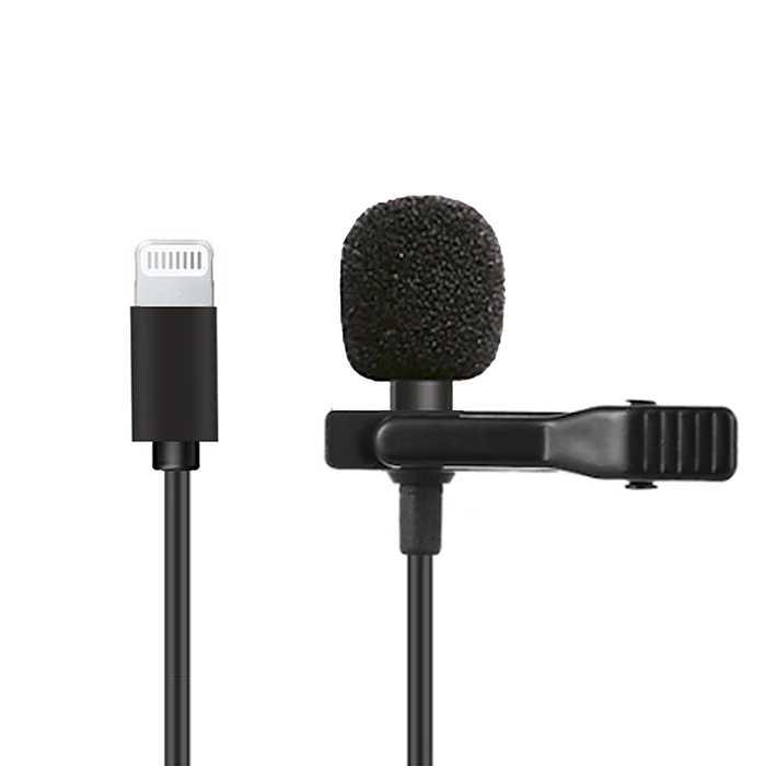 Clip Microphone - Lightning