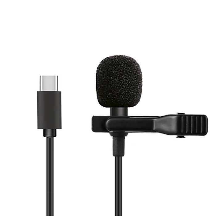 Clip Microphone - Type C